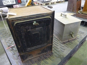 Metters Antique Oven and Electric Urn (P
