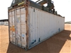 Container, 40 Foot, High Cube with Contents (B-Type)