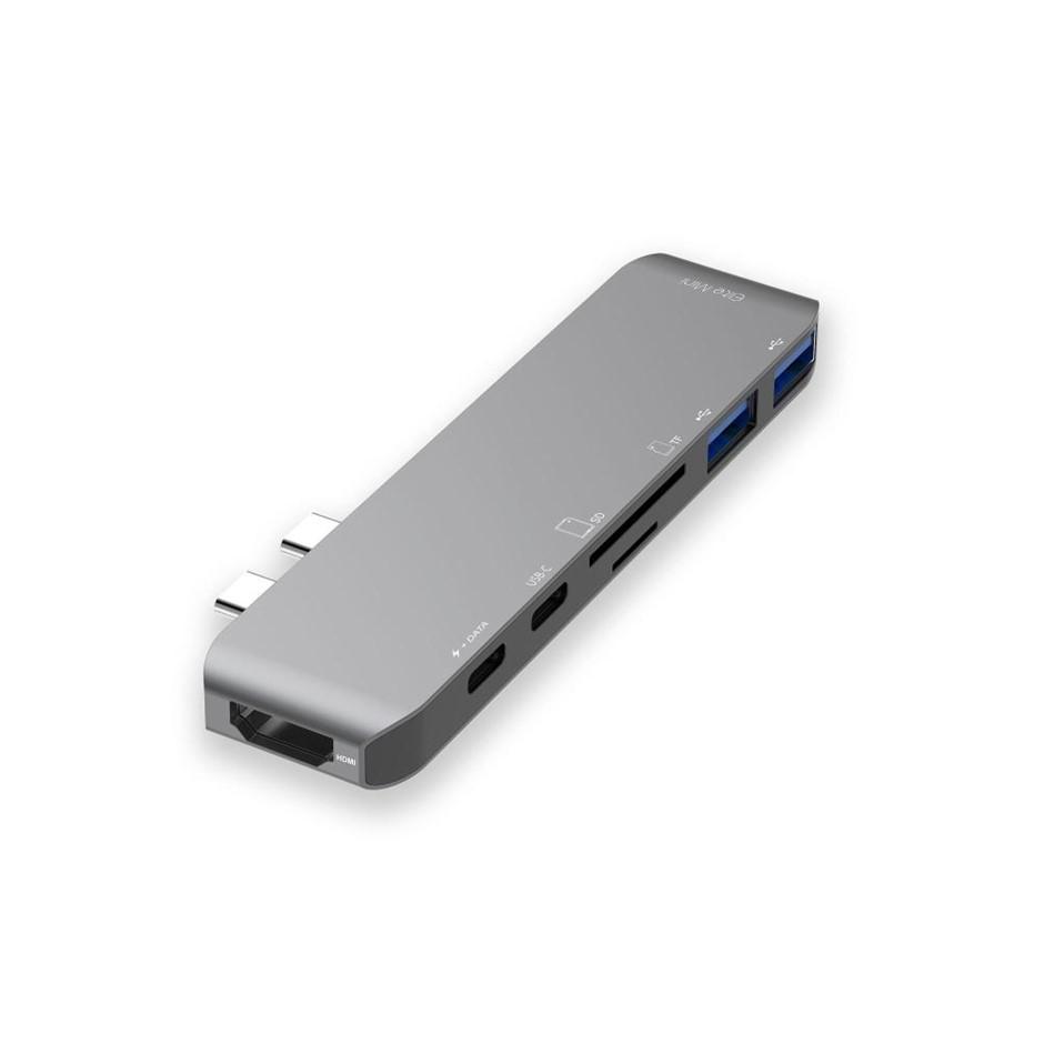"mbeat MB-UCD-P2 ""Elite Mini"" USB-C Mini Dock (Space Grey)"