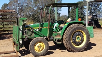 1995 John Deere 1070 2WD Tractor