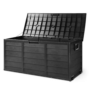 Giantz 290L Outdoor Storage Box Lockable