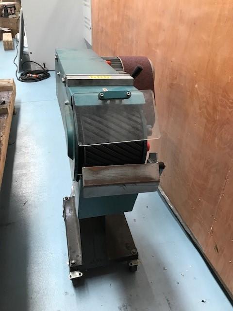 150mm Belt Grinder