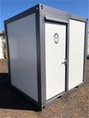 Unreserved Unused 2019 Toilet Block - Adelaide