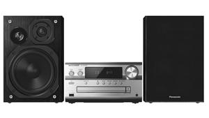 Panasonic Hi-Res Bluetooth DAB+ Radio CD