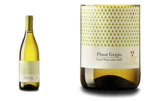 Angoris Pinot Gris 2018 (12 x 750mL), It