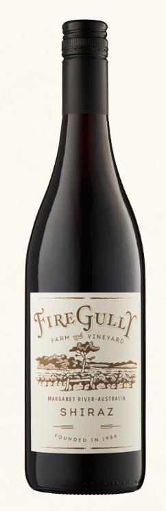 Fire Gully Shiraz 2014 (12 x 750mL), Margaret River, WA.