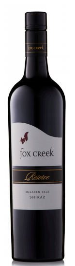 Fox Creek Reserve Shiraz 2015 (6 x 750mL), McLaren Vale, SA.