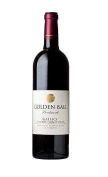 Golden Ball Gallice Cabernet Merlot Malbec 2015 (12 x 750mL), VIC.