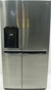 LG GS-L668PNL 668L Side by Side Fridge