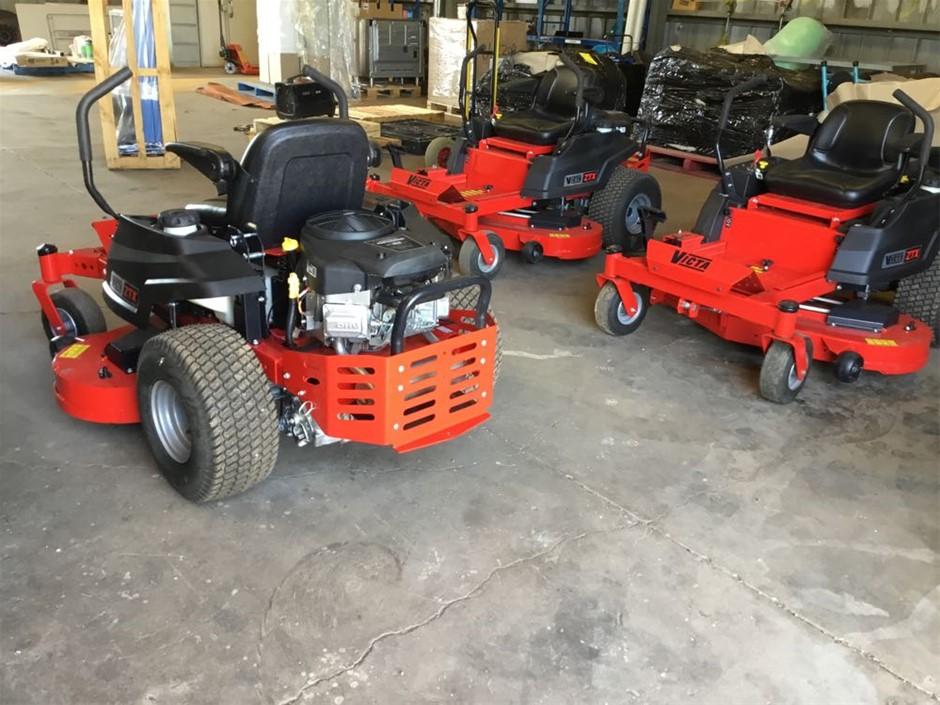 2018 Victa ZTX Ride on Lawnmower