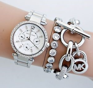 New ladies Michael Kors NY Couture Parke