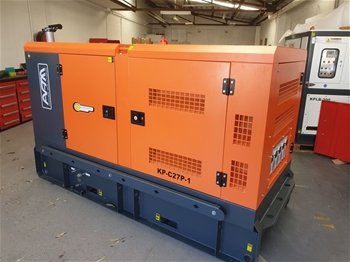 Gensets and Loadbanks