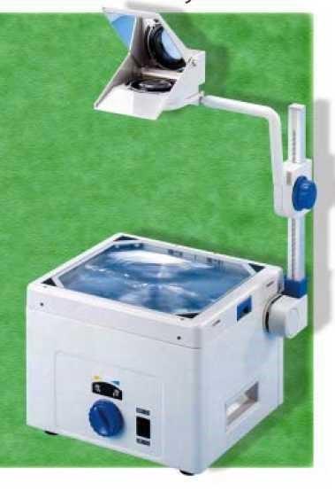 IMAGE 105/3 Dual 250W Lamps (3-element lens) Desktop Overhead Projector