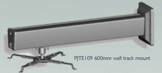 ABI Elite 600mm Projector Track Mount - PJTE-109