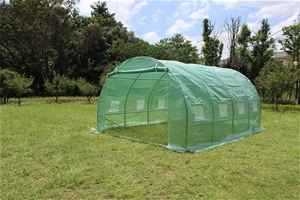 4X3X2M Walk In Greenhouse Tunnel Plant G
