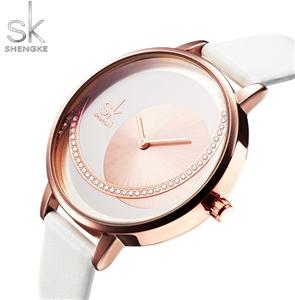 SK Women Fashion & Luxury Watch Miyota m
