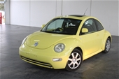 Unreserved 2000 Volkswagen Beetle 2.0 A4 Automatic Hatchback