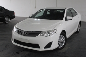 2012 Toyota Camry Altise ASV50R Automati