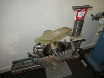 Evanson Radial Arm Saw