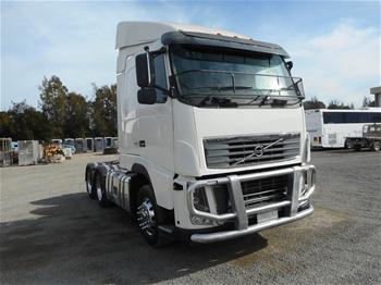 2013 Volvo FH16 6 x 4 Prime Mover Truck