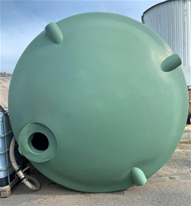 Domm Branded 10,000ltr Poly Water Tank