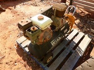 WTD Australia WTD 12/50 Air Compressor (