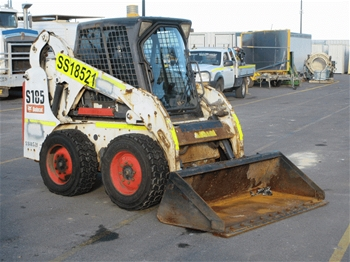 Bobcat S185 Skid Steer