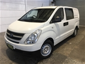 2011 Hyundai iLOAD TQ Turbo Diesel Manual Van
