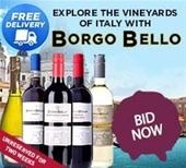 BORGO BELLO ~ FREE FREIGHT