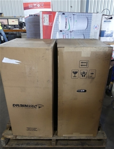 Pallet of Assorted Vacuum Accessories in