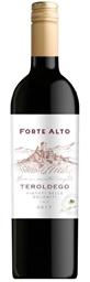 Forte Alto Teroldego 2017 (6 x 750mL) Trento, Italy