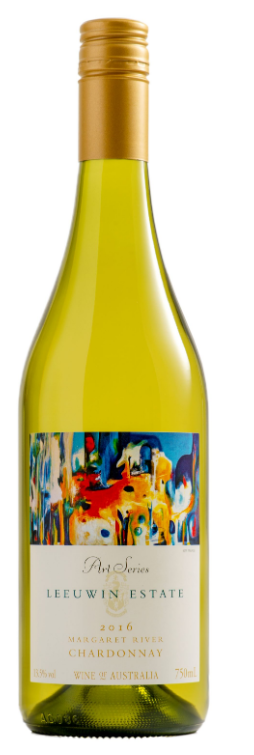 Leeuwin Estate Art Series Chardonnay 2016 (12 x 750mL), WA.