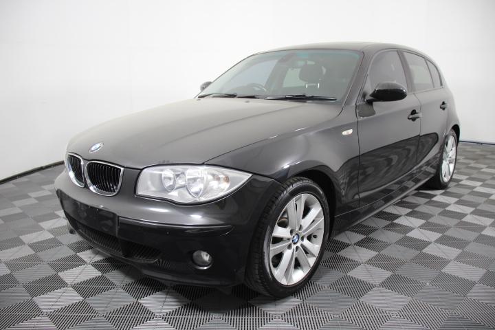 2005 BMW 120i Sportsback Auto 145,721 km's