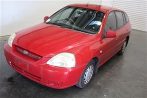 2004 Kia Rio BC Automatic Hatchback