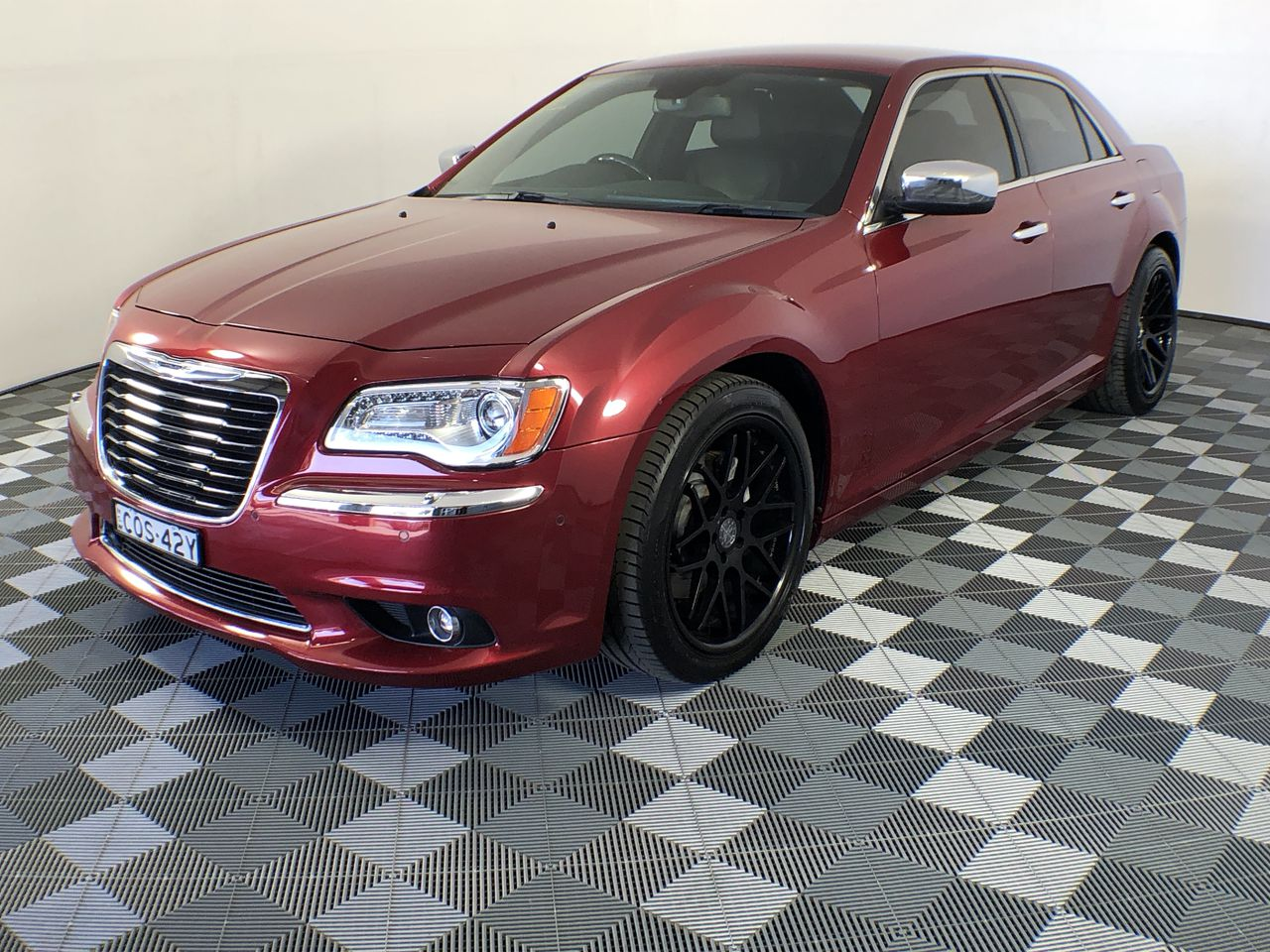 2012 Chrysler 300 C LX Automatic Sedan 49,034km