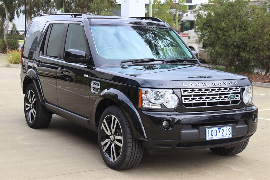 2013 Land Rover Series 4 RWC Issued 07-08-19 (WOVR - Inspected)