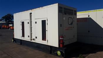 2008 Cummins 500 KVA Generator