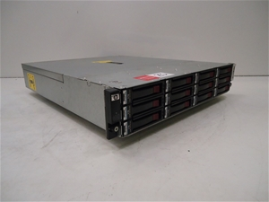 HP STORAGEWORKS D2600 AJ940-63002