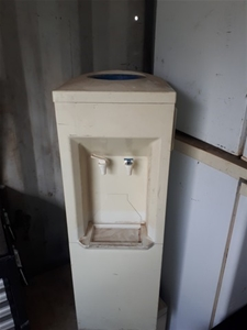 Water Cooler - Zip