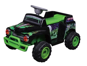 Monster Jam Grave Digger Electric Ride O