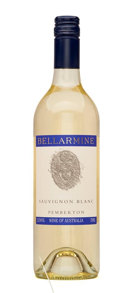 Bellarmine Sauvignon Blanc 2016 (12 x 750mL) Pemberton, WA