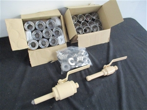 Spare Parts for Ball Valves