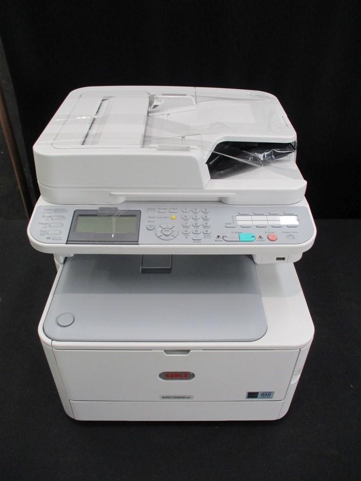 OKI MC362W Multifunctipon Printer