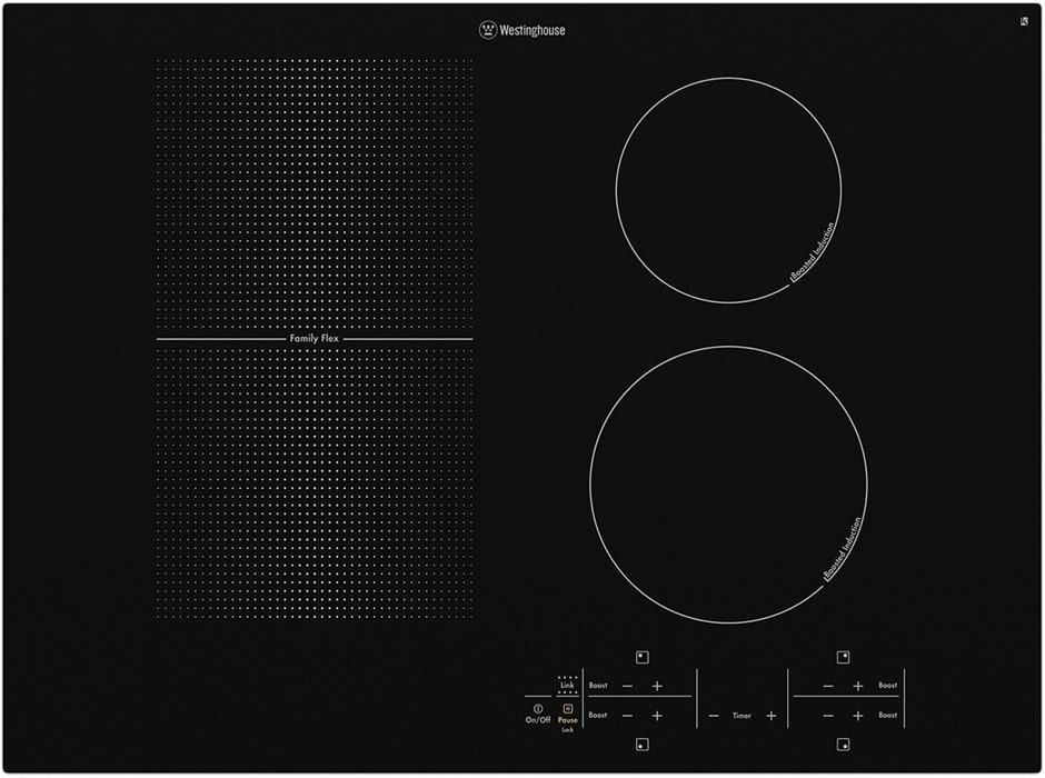 Westinghouse Induction Cooktop (WHI745BA)