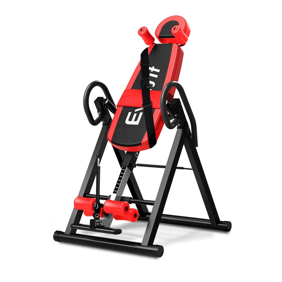 Everfit Inversion Table Gravity Stretcher Inverter Foldable Fitness Gym