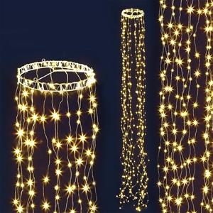 Christmas Curtain Fairy Lights 3M - 380