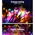 Jingle Jollys Christmas Lights Motif 200 LED String Fairy Wedding Waterfall