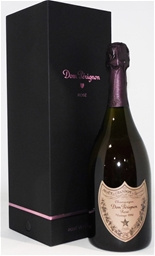 Dom Pérignon Rosé 1996 (1 x 750mL), Champagne, France. Boxed