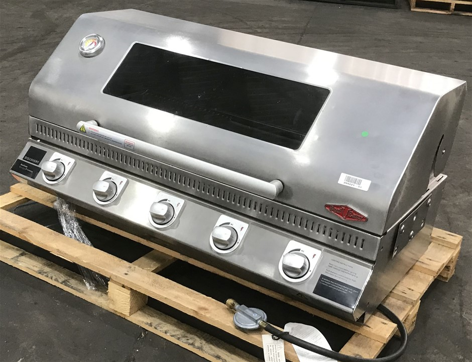 BeefEater BD16350 Discovery 1100S 5 Burner Built-in Gas BBQ