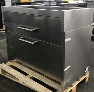 Brand not sighted stainless steel modula